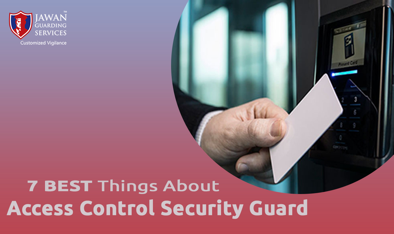 security guard responsibilities